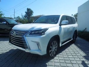 I am selling my neatly used Lexus LX 570 2016 for just $25,000 USD,
