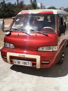 8b8c6809f باص H100 موديل 96 : هيونداي - في عمّان - الأردن | وسيطك